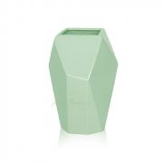 Керамическая ваза Полигональная 2501-18 green