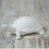 Статуэтка керамическая Черепаха белая