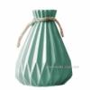 Керамическая ваза Eterna 2801-16 бирюза