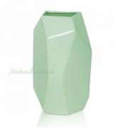 Керамическая ваза Полигональная 2502-21 green