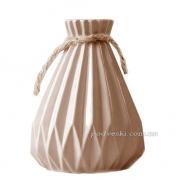 Керамическая ваза Eterna 2801-16 беж