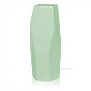 Керамическая ваза Полигональная 2503-34 green