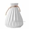 Керамическая ваза Eterna 2801-16 белая