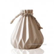 Керамическая ваза Eterna 2801-11 беж