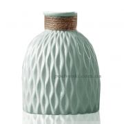Керамическая ваза Eterna 2804-18 бирюза