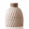 Керамическая ваза Eterna 2804-18 беж
