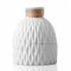 Керамическая ваза Eterna 2804-18 белая