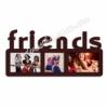 Мультирамка деревянная Friends-3 венге
