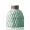 Керамическая ваза Eterna 2804-13 бирюза
