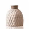 Керамическая ваза Eterna 2804-13 беж