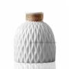 Керамическая ваза Eterna 2804-13 белая