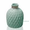 Керамическая ваза Eterna 2803-18 бирюзовая