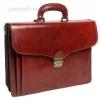 Портфель кожаный Rovicky AWR-6-1 коричневый