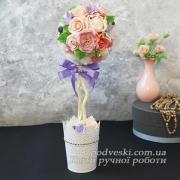 Декоративное дерево Цветочное счастье
