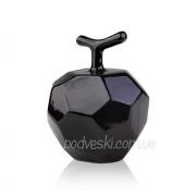 Керамический декор Яблочко Eterna 2025-11B черное