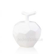 Керамический декор Яблочко Eterna 2025-11W белое