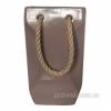 Керамическая ваза-сумка Eterna 2601-29 какао