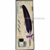 Набор для каллиграфии 7227-36 фиолетовое перо