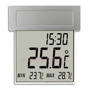 Термометр оконный Vision Solar TFA 301035 с подсветкой