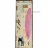 Набор для каллиграфии 7229-22 розовое перо