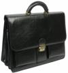 Портфель кожзам Cavaldi 10-EX черный