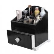 Комод для косметики из дерева SmartArts BOX Black