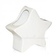 Звезда декоративная керамическая NY-1401