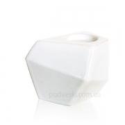 Подсвечник керамический Полигональный 2505-8