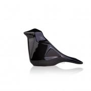 Статуэтка керамическая Пташка мини 2507-6,5 black