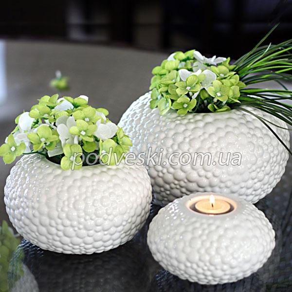керамические вазы декор интерьера вазами