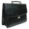 Портфель мужской кожзам B7808 black