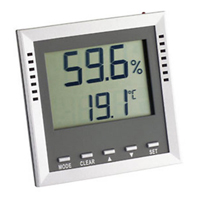 Термометр-гигрометр TFA 305010