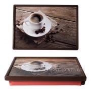 Поднос на подушке Кофе в постель