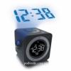 Электронные настольные проекционные часы-будильник La Crosse WT480-BLA