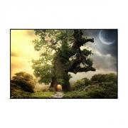 Картина-светильник Сказочный домик