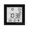 Термометр-гигрометр электронный T-06 black