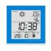 Термометр-гигрометр электронный T-06 blue