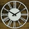 Часы настенные Rome White 35 см
