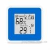 Термометр-гигрометр электронный T-07 blue