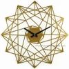 Часы настенные Star Gold 50 см