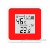Термометр-гигрометр электронный T-07 red