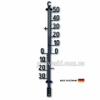 Термометр уличный фасадный 68 см TFA 126005