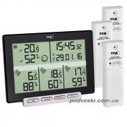 Термогигрометр электронный с 3 датчиками TFA 30305701