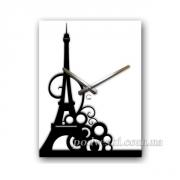 Настенные часы акриловые Париж