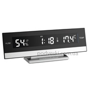 Электронный будильник с термогигрометром TFA 602011