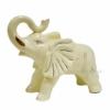 Статуэтка керамика Слон барокко со стразами