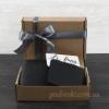 Подарочный кожаный набор Милан