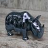 Носорог статуэтка из керамики