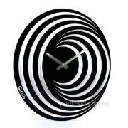 Настенные часы металлические Hypnosis