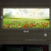 Картина с подсветкой Поляна сказок